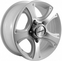TG Racing LZ 271 6,5x15 5x139,7 ET 40 Dia 110,5 (White polished)