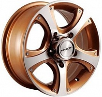 TG Racing LZ 271 6,5x15 5x139,7 ET 40 Dia 110,5 (Gold)